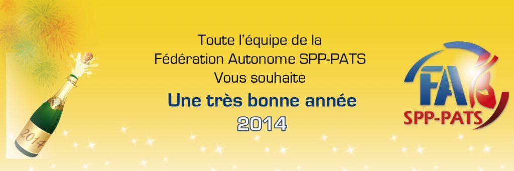 Bonne Année FA SPP-PATS site internet