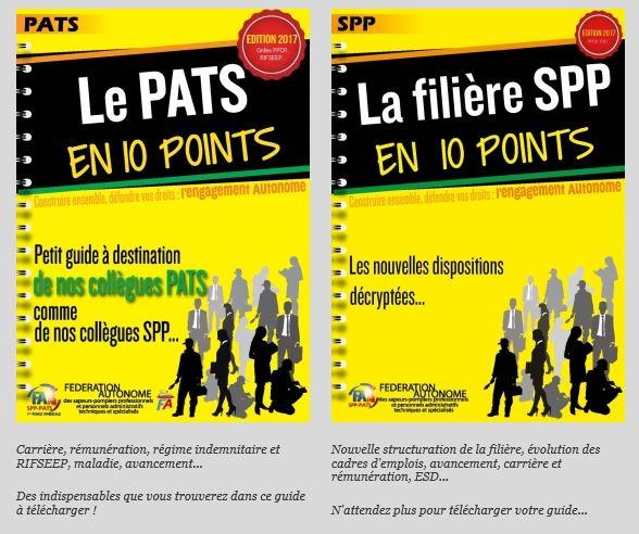 Guide PATS et PPCR pour news