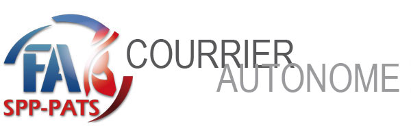 COURRIER-AUTONOME